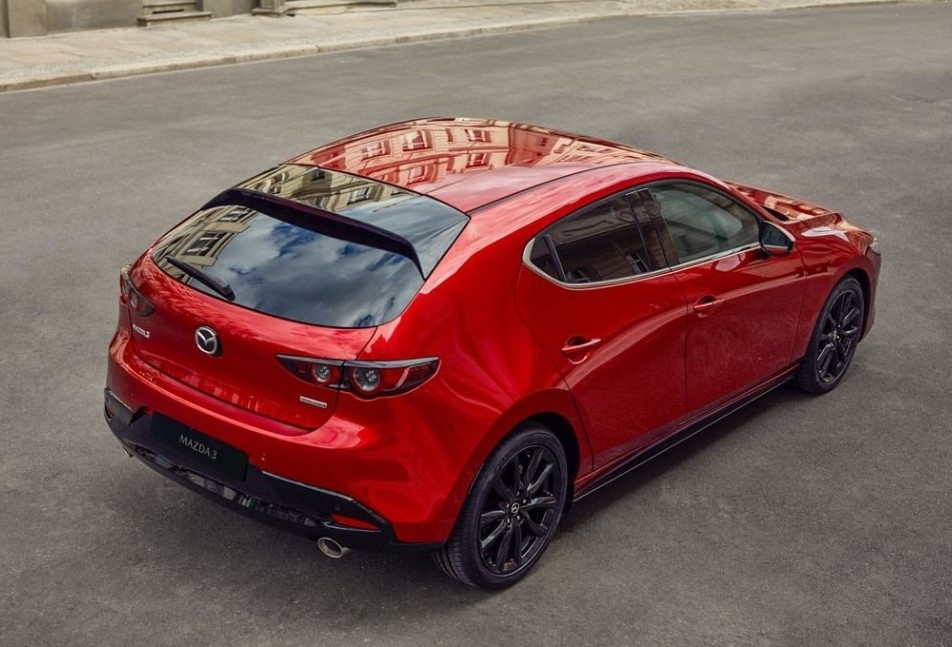 2021 Mazda 3 Hatchback Performance