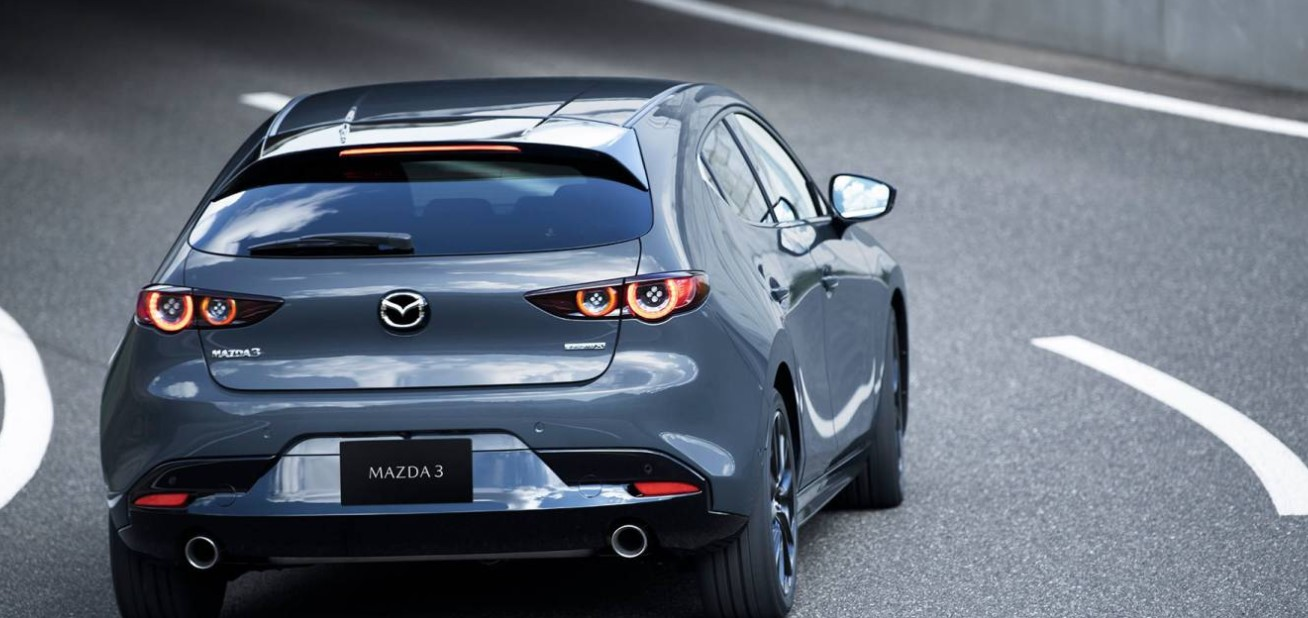 2021 Mazda 3 Specification Rumor