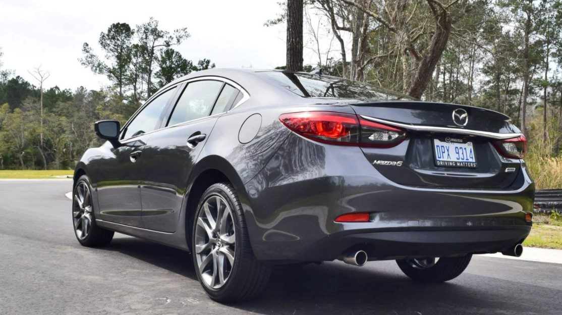 2021 Mazda 6 Grand Touring Specification