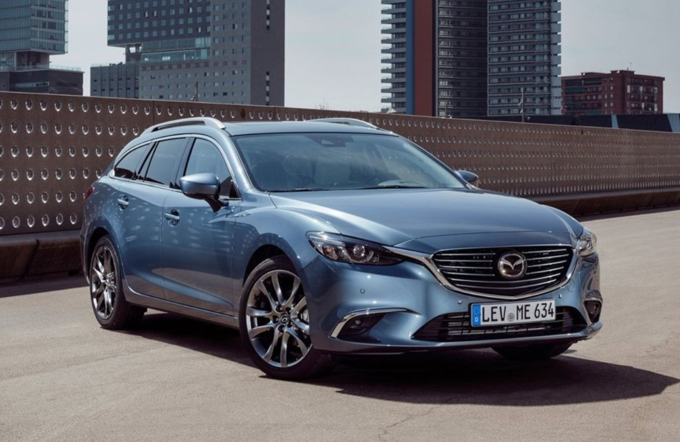 2021 Mazda 6 Wagon Redesign