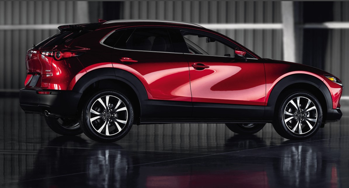 2021 Mazda CX-30 Transmission Option