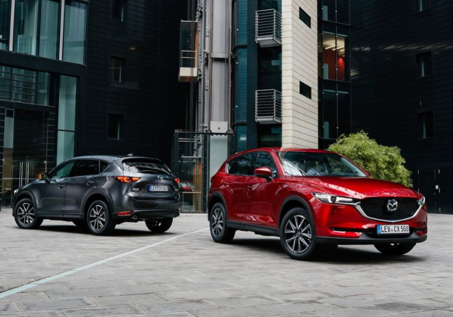 2021 Mazda CX-5 Facelift Rumor