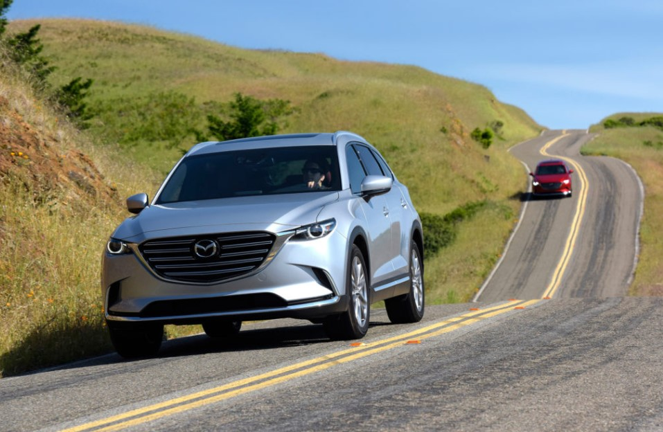New 2021 Mazda CX-9 Configuration, Color Changes, Release Date
