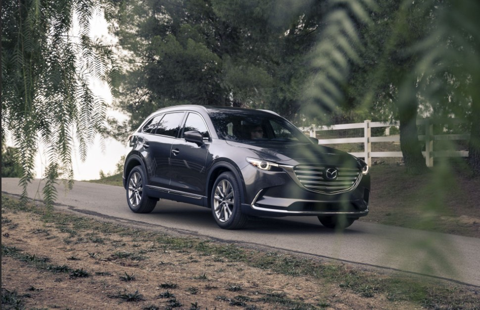 2021 Mazda CX-9 Rumor