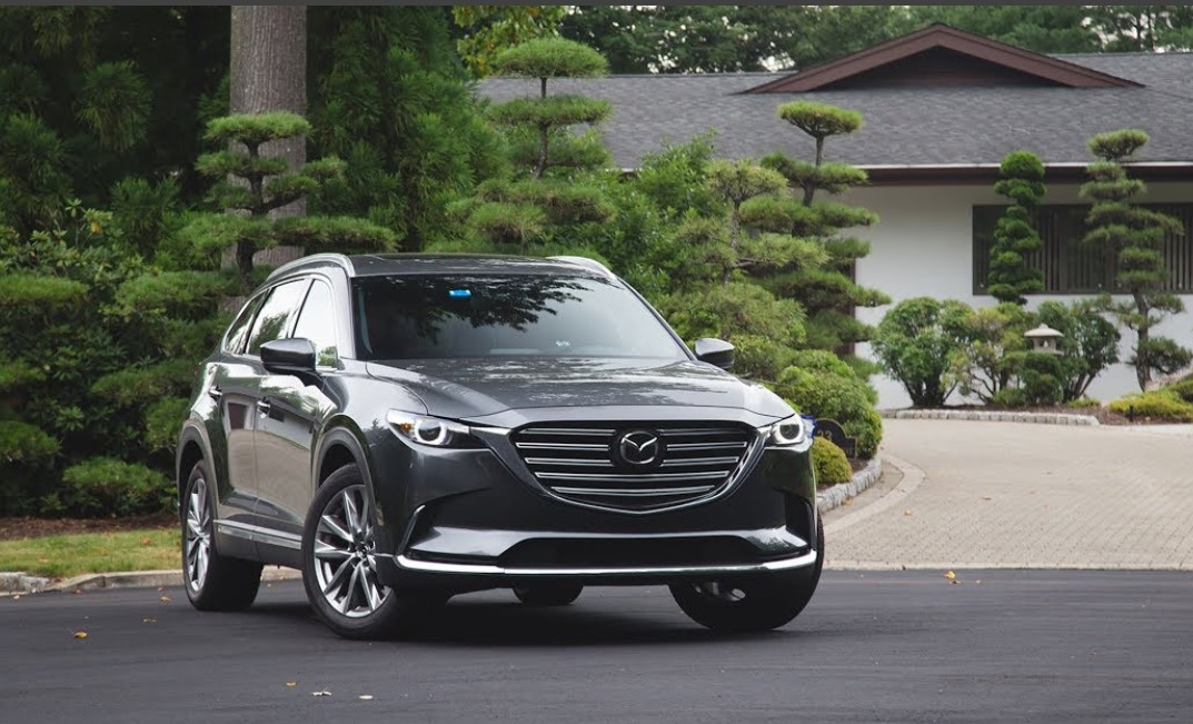 2021 Mazda CX-9 Signature Safety Changes