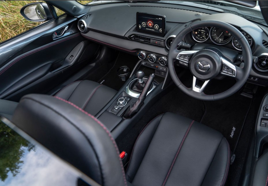 2021 Mazda MX-5 Convertible Interior