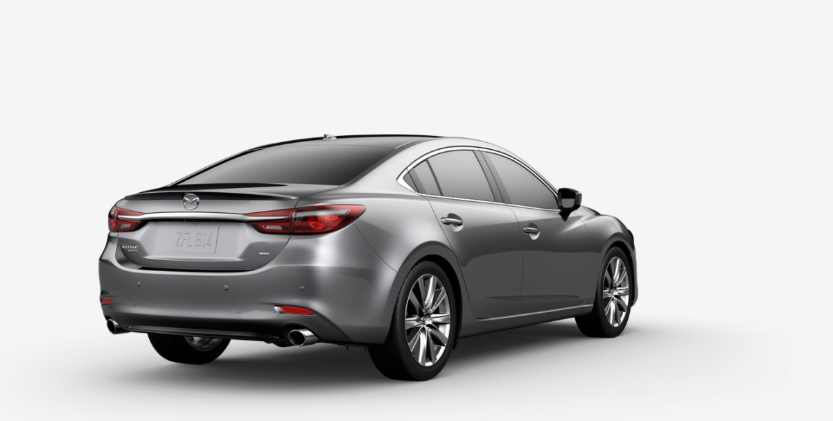 2022 Mazda 6 Sports Sedan Transmission Option