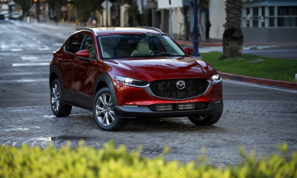 2022 Mazda CX-30 Premium Package Specification