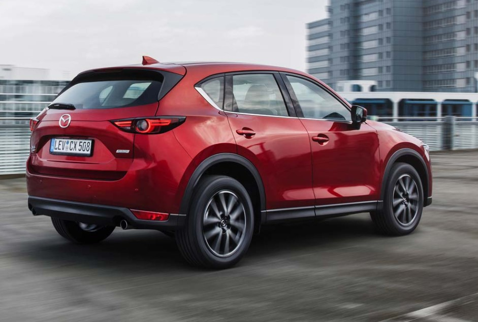 2022 Mazda CX-5 Color Options