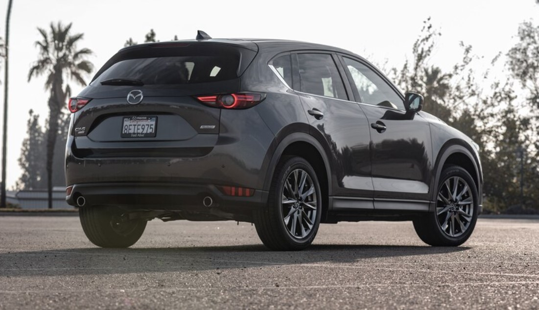 2022 Mazda CX-5 Grand Touring Color Options