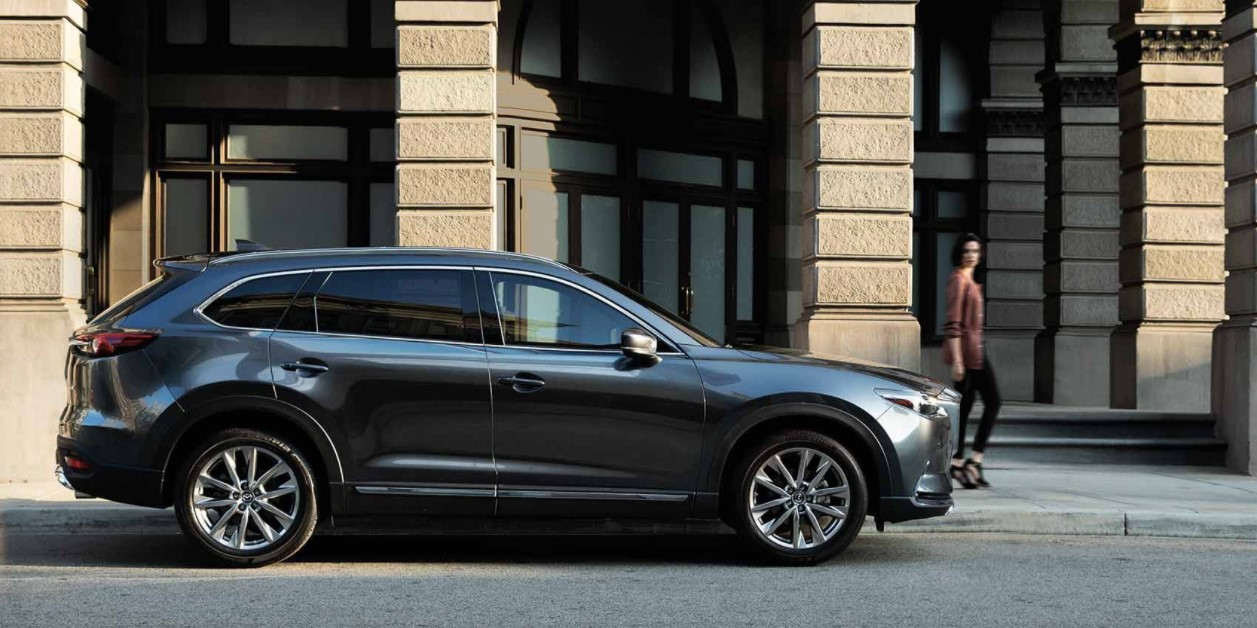2022 Mazda CX-9 Transmission Options