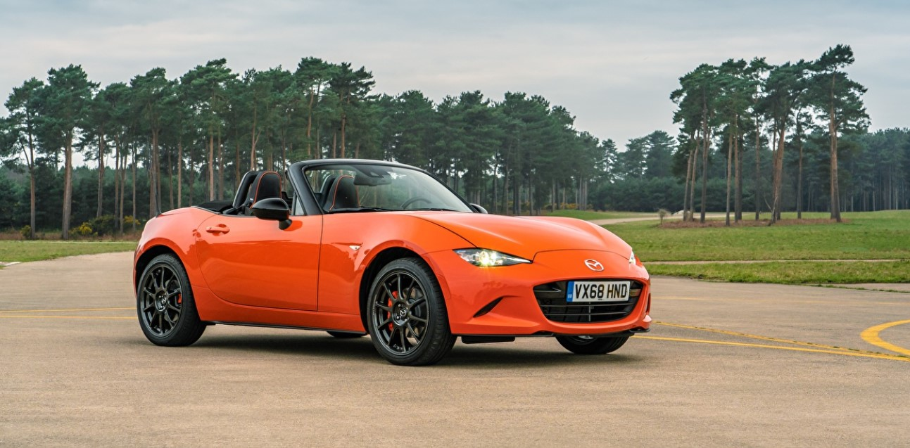 2022 Mazda MX-5 30th Anniversary Edition Release Date