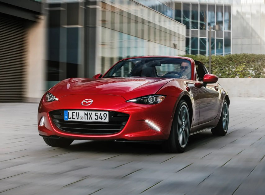 New 2022 Mazda MX-5 Roadster Release Date, Color Options, Price