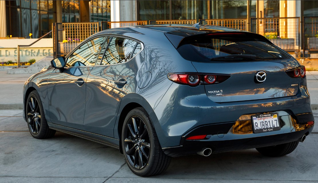 2021 Mazda 3 Hatchback Rumor