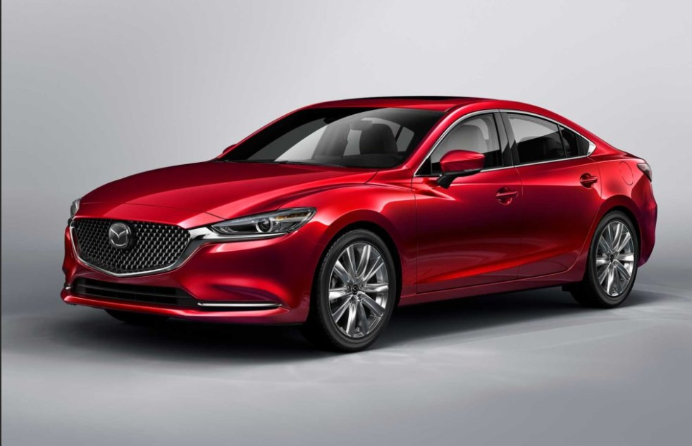 New 2021 Mazda 6 Sedan Release Date, Color Options ...
