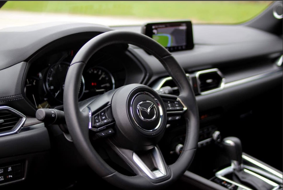 2021 Mazda CX-5 Signature Interior