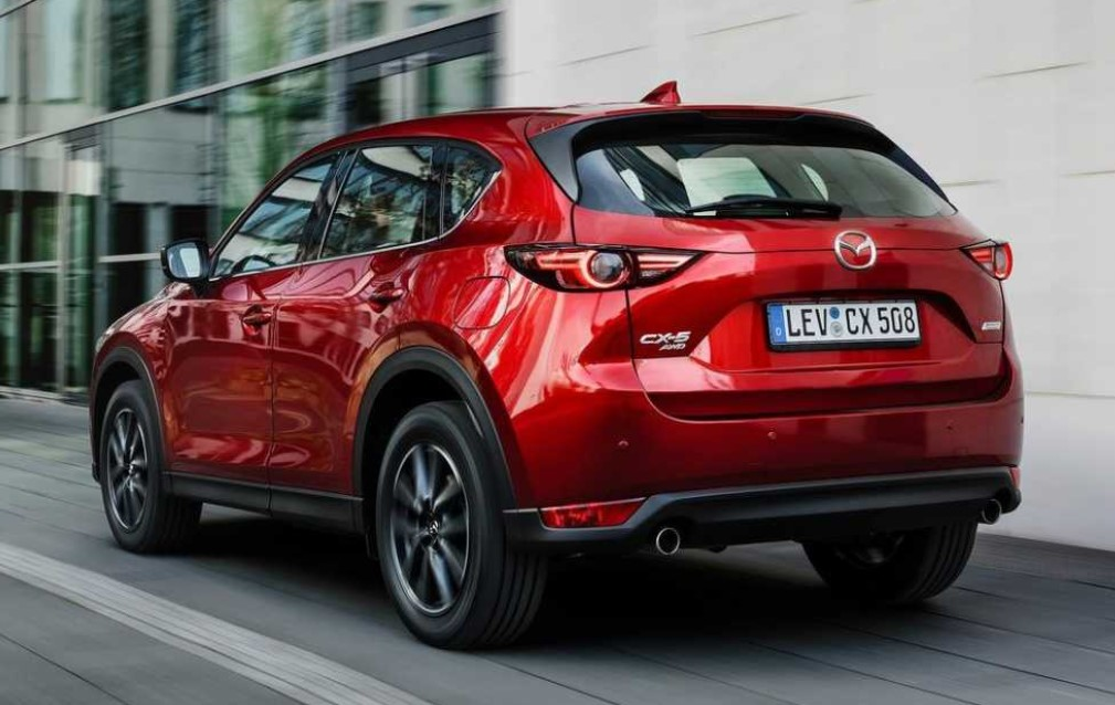 2021 Mazda CX-5 Signature Rumor