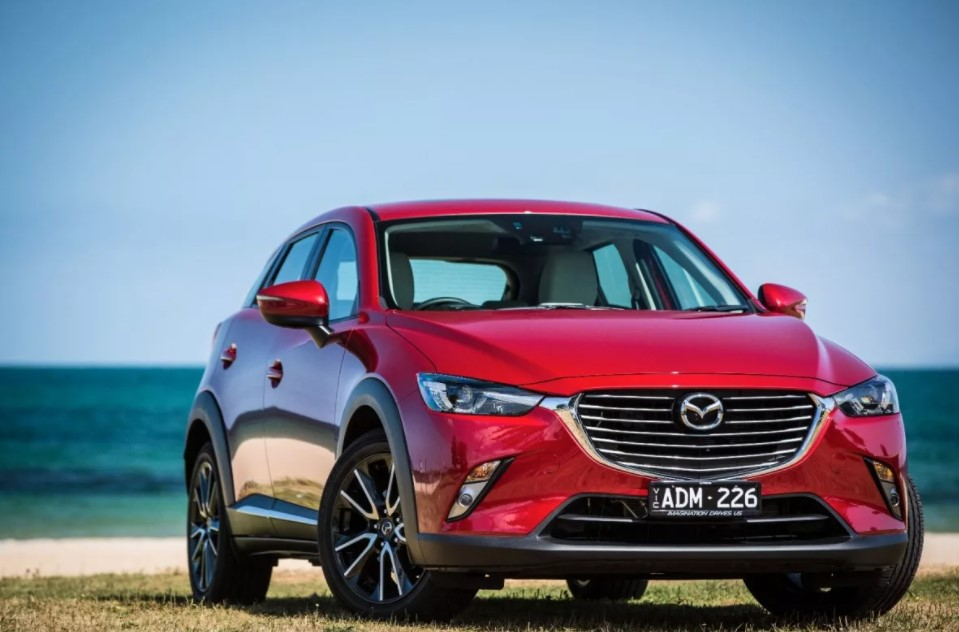 2021 Mazda CX-7 Transmission Option
