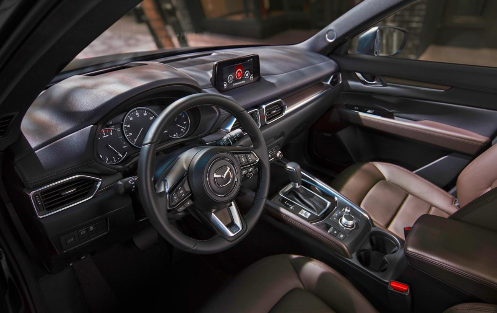 2021 Mazda CX-9 Grand Touring Interior
