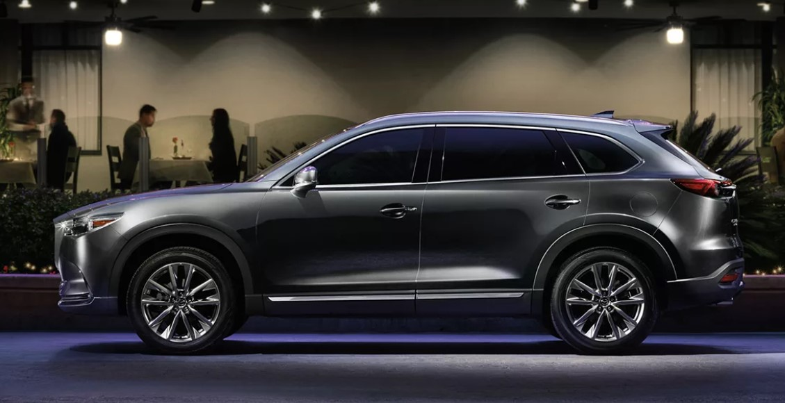 2021 Mazda CX-9 Grand Touring Performance