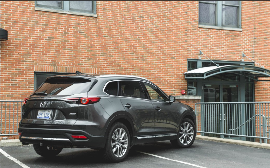 2021 Mazda CX-9 Grand Touring Specification