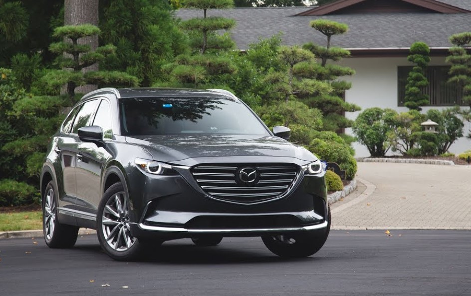 2021 Mazda CX-9 Premier Option Specs