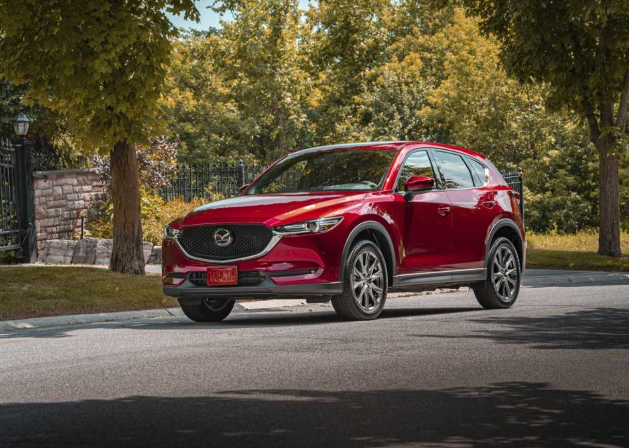 2022 Mazda CX-3 Sport Performance