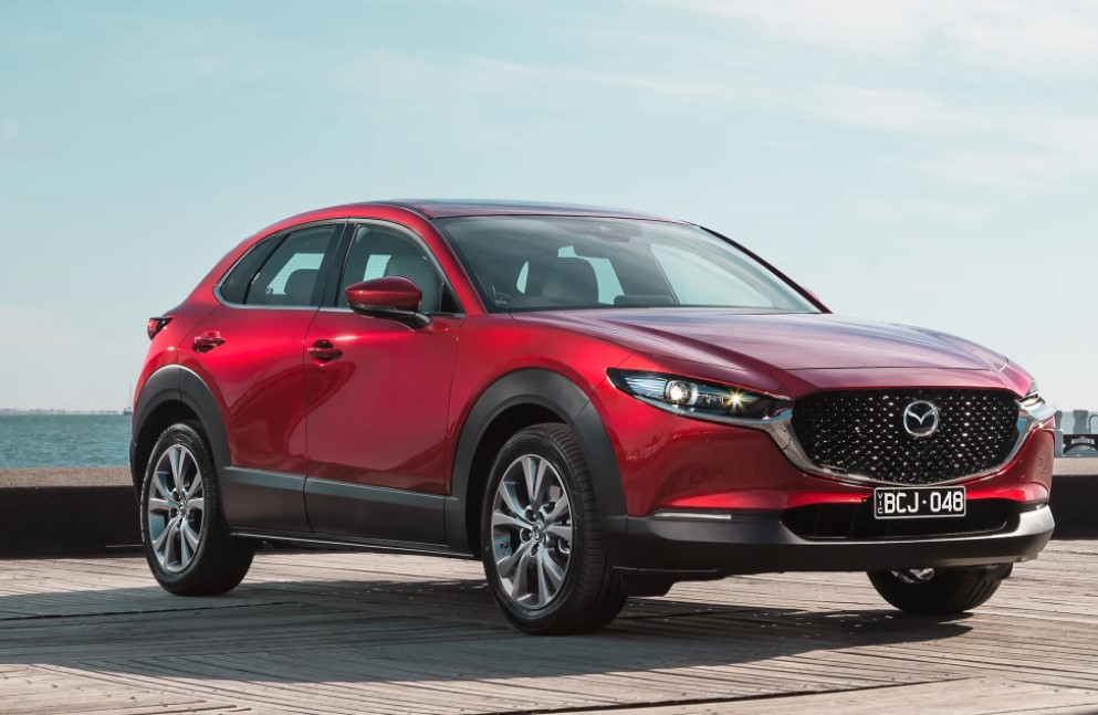 2022 Mazda CX-3 Turbo Redesign