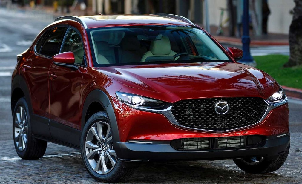 2022 Mazda CX-30 Preferred Package Exterior Change
