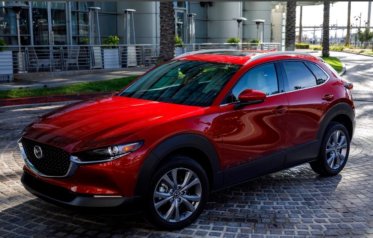2022 Mazda CX-30 Rumor