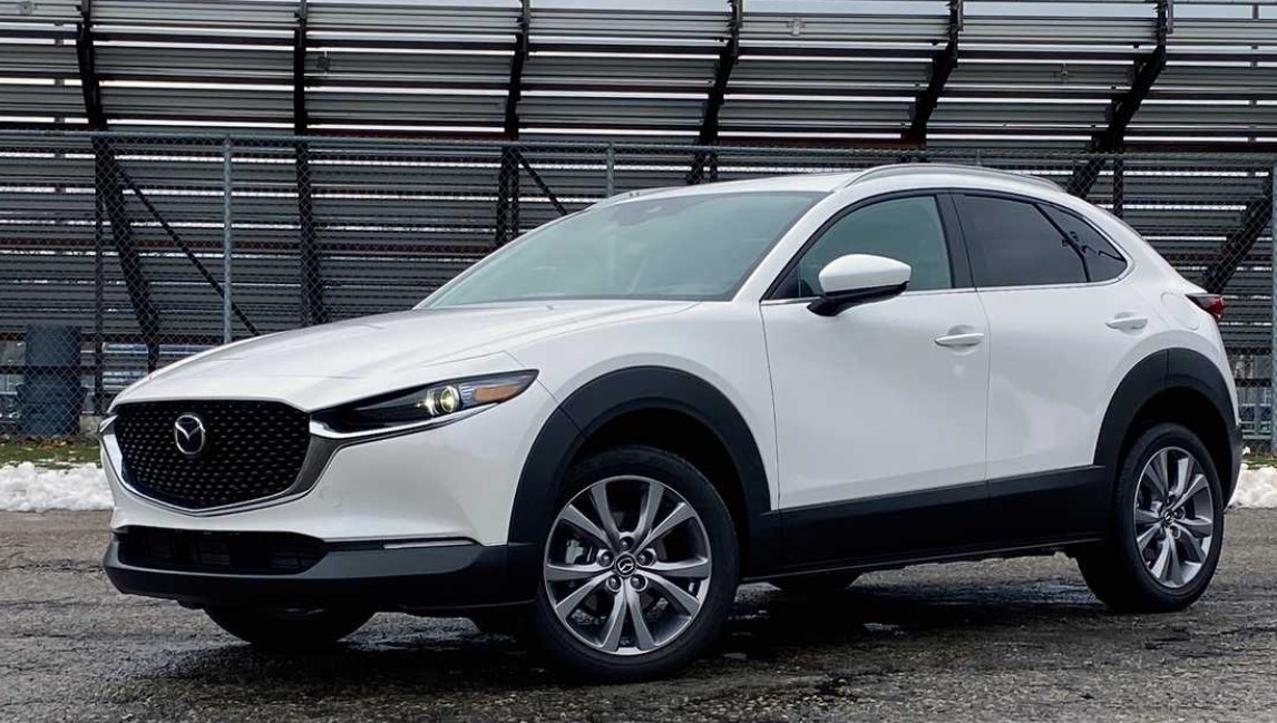 2022 Mazda CX-30 Specification