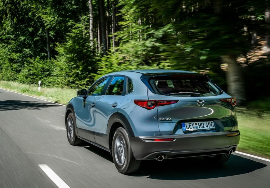 2022 Mazda CX-30 Touring Specification