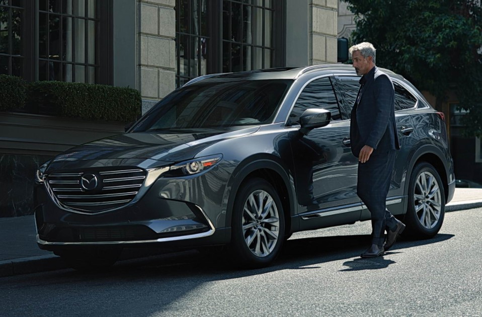 2022 Mazda CX-9 Grand Touring Change