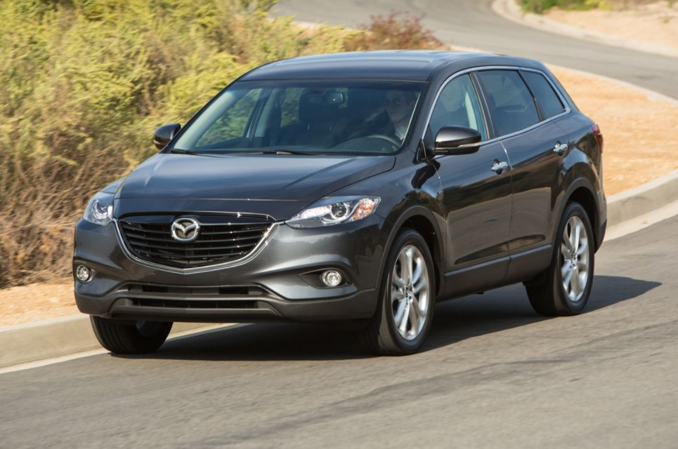 2022 Mazda CX-9 Touring Redesign