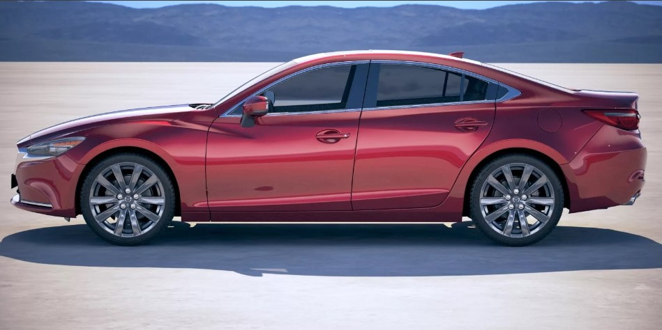 2022 Mazda6 Specification