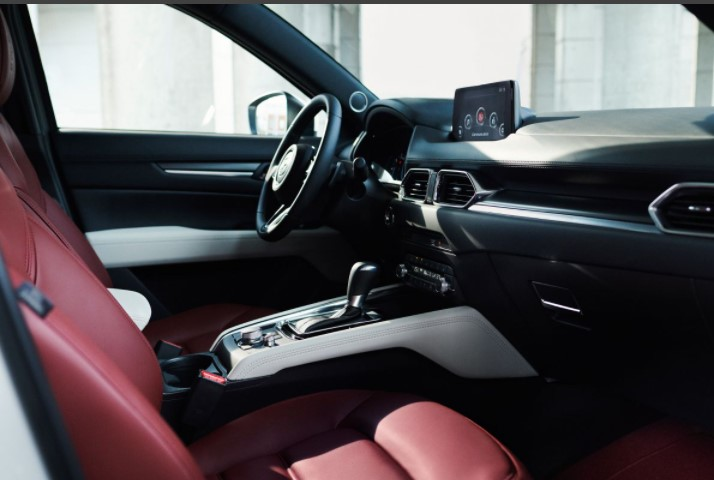 2022 Mazda 3 100th Anniversary Interior