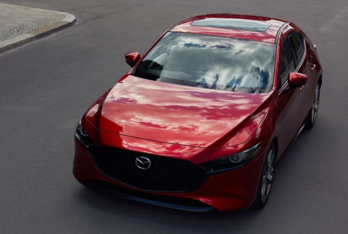 2022 Mazda 3 Premium Package Color Options