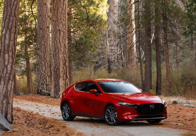 2022 Mazda 3 Specification Change