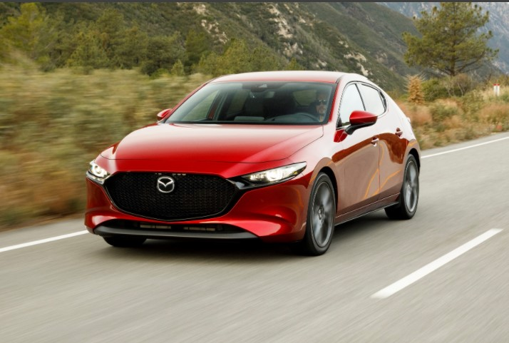2022 Mazda 3 Specification