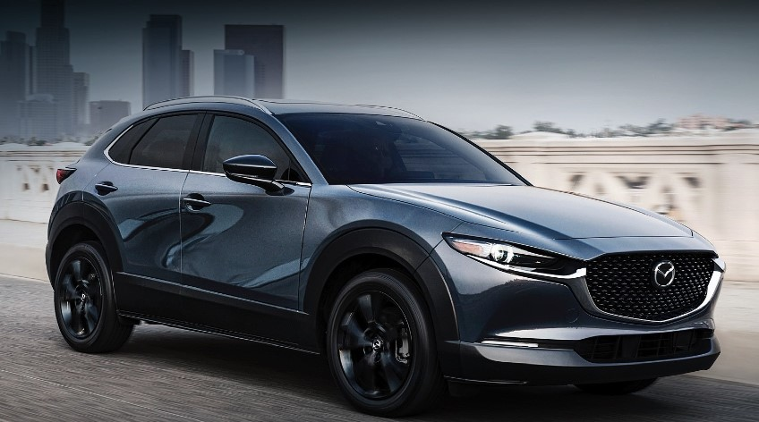 2022 Mazda CX-30 2.5 Turbo Configurations