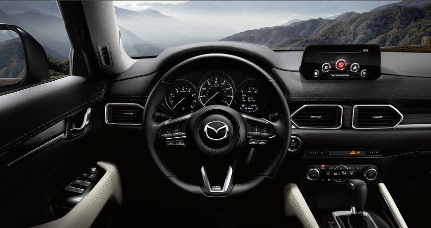 2022 Mazda CX-30 2.5 Turbo Interior