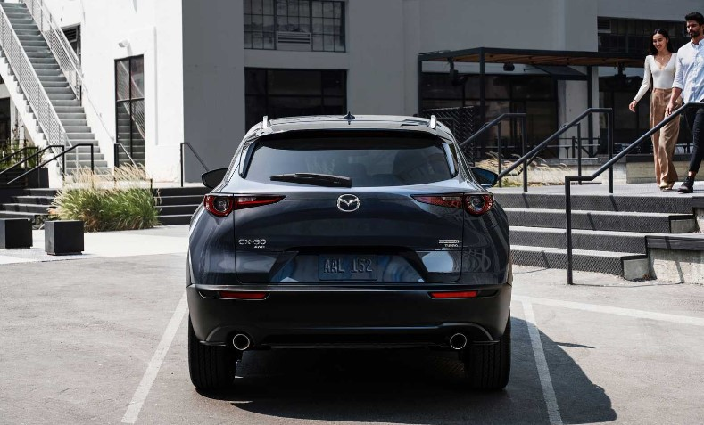 2022 Mazda CX-30 2.5 Turbo Redesign