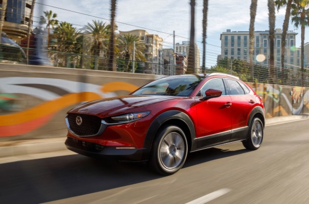 2022 Mazda CX-30 Premier Options Specs