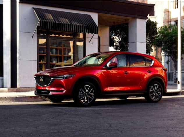 2022 Mazda CX-5 Performance