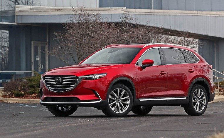 2022 Mazda CX-9 Azami Specification