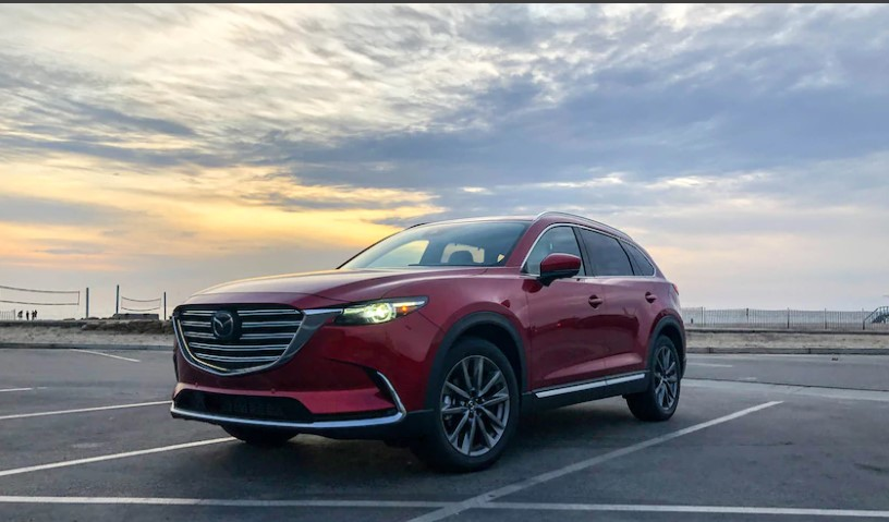 2022 Mazda CX-9 Specification