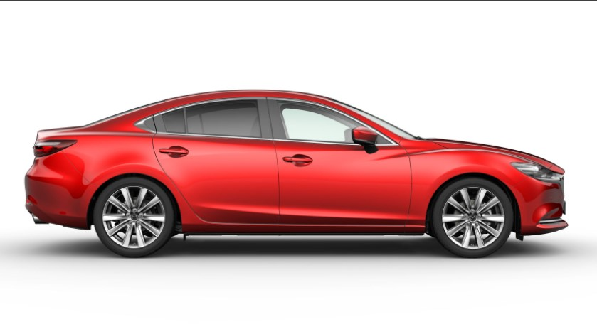 2022 Mazda6 Signature Rumor