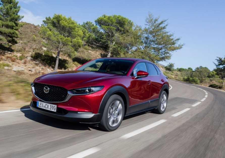 2022 Mazda CX-30 Anniversary Edition Change