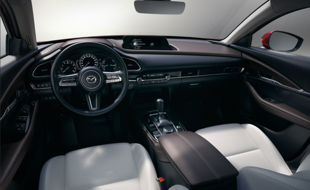 2022 Mazda CX-30 Anniversary Edition Interior