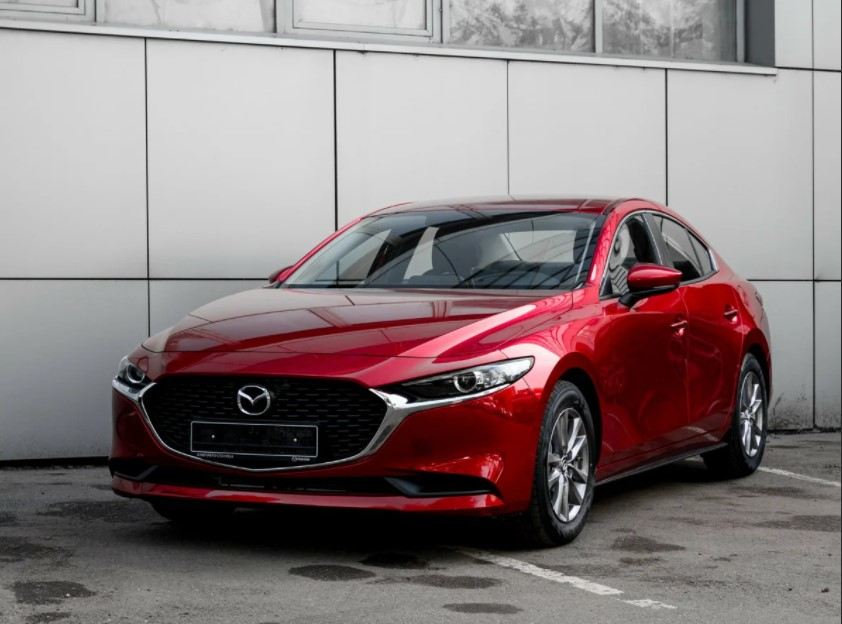 2022 Mazda 3 Hatchback Rumor Price